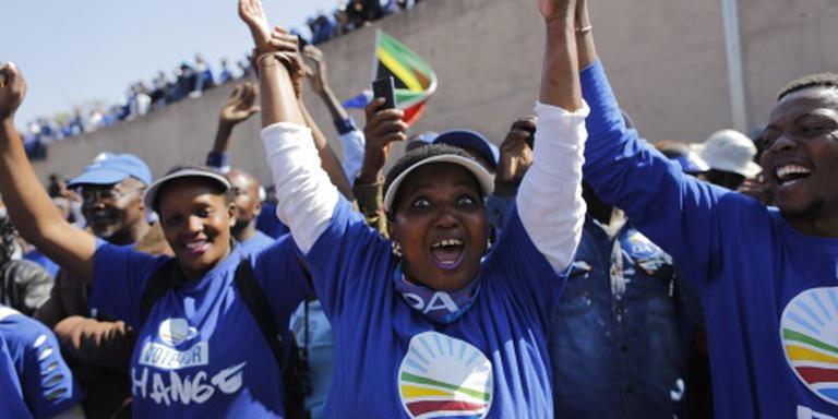 Geen ANC-burgemeester in Johannesburg