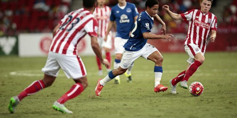 Everton heeft Pienaar eindelijk terug