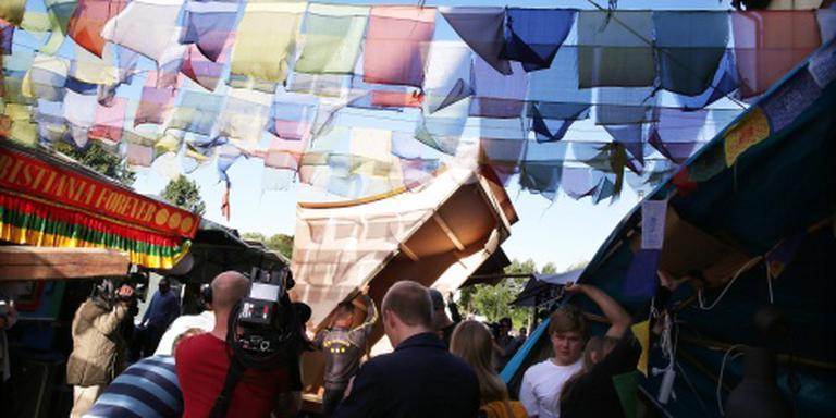 Gewonde schutter Christiania overleden