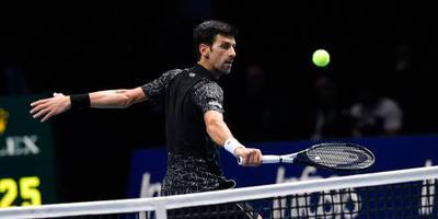 Djokovic verslaat ook Zverev zonder setverlies