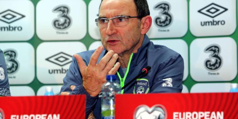 Ierland door met O'Neill en Keane