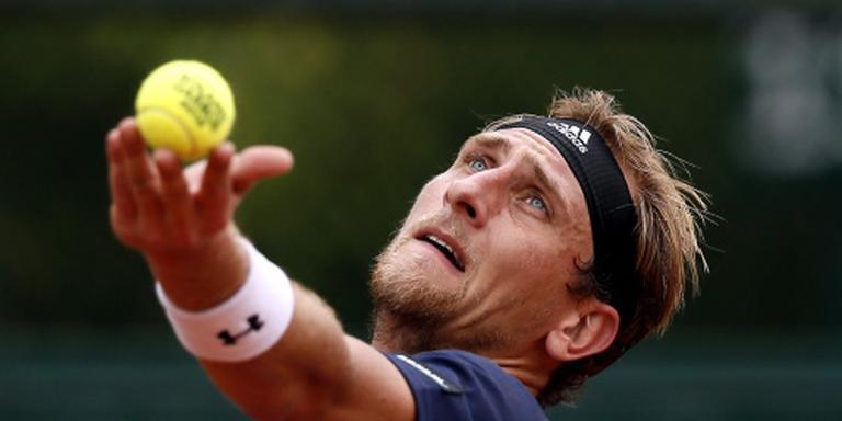 Haase en Middelkoop in dubbelspel Davis Cup