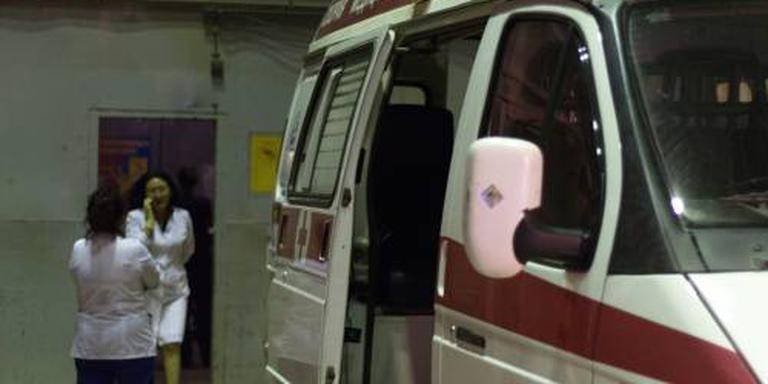 Auto rijdt in WK-stad Sotsji in op voetgangers