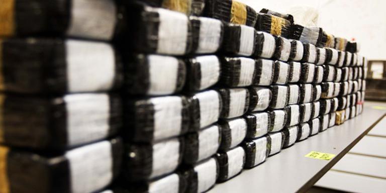 1200 kilo drugs ontdekt in bedrijf Rotterdam