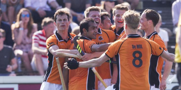 Hockeyers Oranje Zwart landskampioen