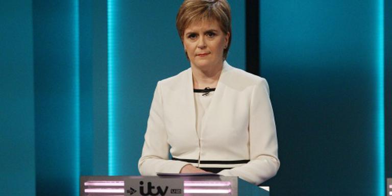 Noord-Ierland en Schotland kiezen voor EU