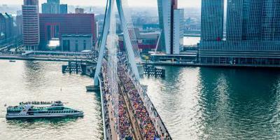 Terreurverdachten keken ook naar Erasmusbrug