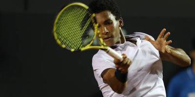 Eerste finale Canadees tennistalent
