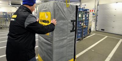 Jumbo verbreekt cao voor distributiecentra