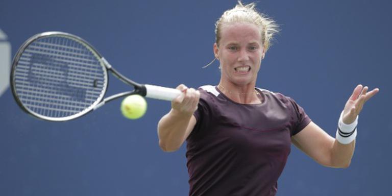 Hogenkamp wint tennisfinale in Frankrijk