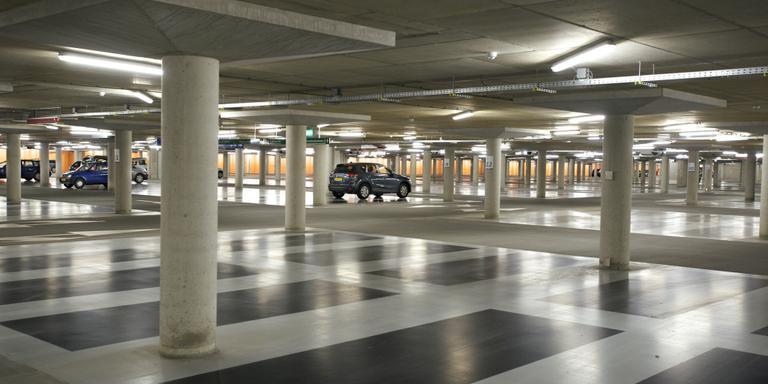 led verlichting in parkeergarages groningen