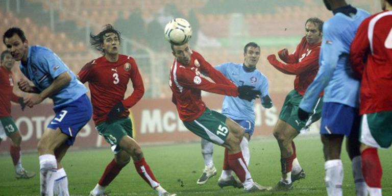Positieve balans Oranje tegen Wit-Rusland