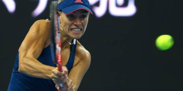 Kerber in poule met Halep bij WTA Finals