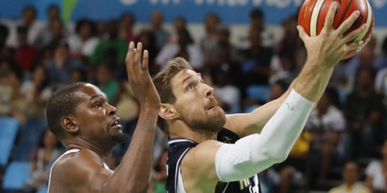Basketballers VS soeverein naar laatste vier