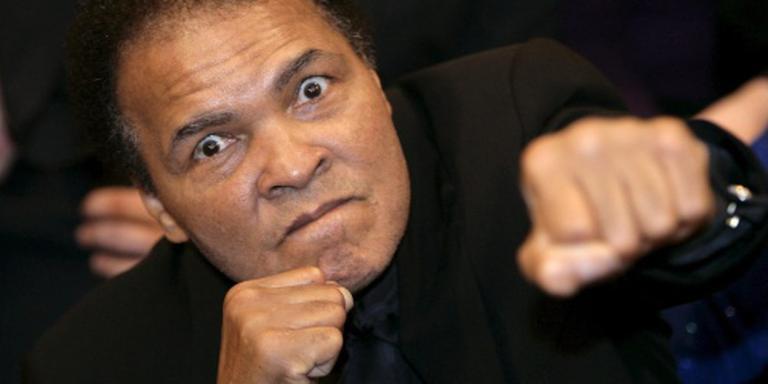 'Hart van Ali bleef kloppen'