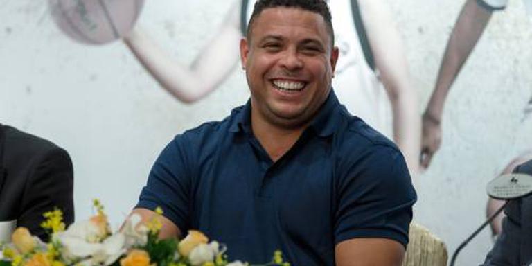 Ronaldo in ziekenhuis met longontsteking