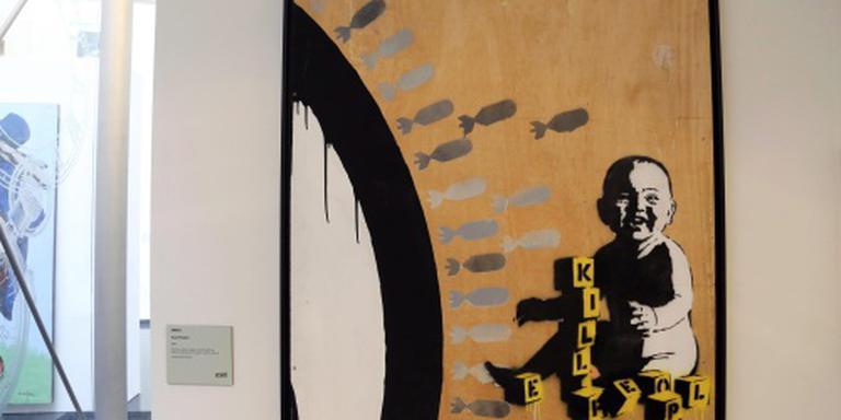 Nieuw museum opent met Banksy en Warhol