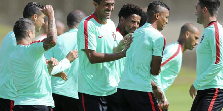 Iedereen weer fit in Portugese selectie