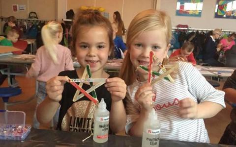 Zo vieren de scholen in Groningen en Drenthe donderdag en vrijdag kerst