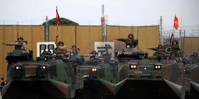 Japan schroeft uitgaven Defensie verder op
