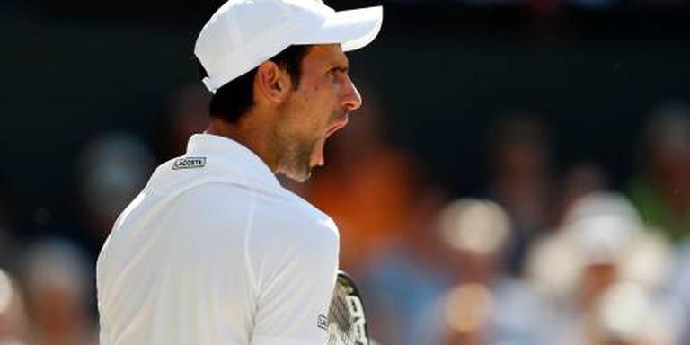 Djokovic gaat in Toronto door met winnen