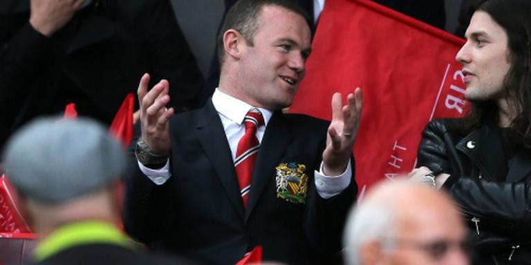 Rooney staat voor rentree bij ManUnited