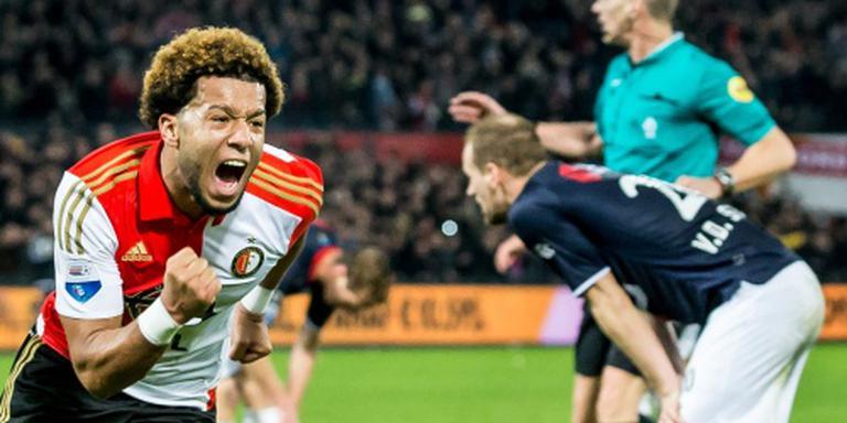 Feyenoord naar Roda JC in kwartfinale beker