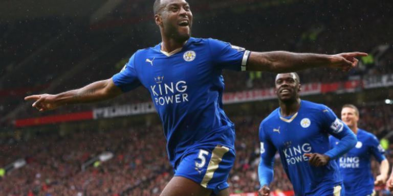 Leicester City laat eerste titelkans liggen