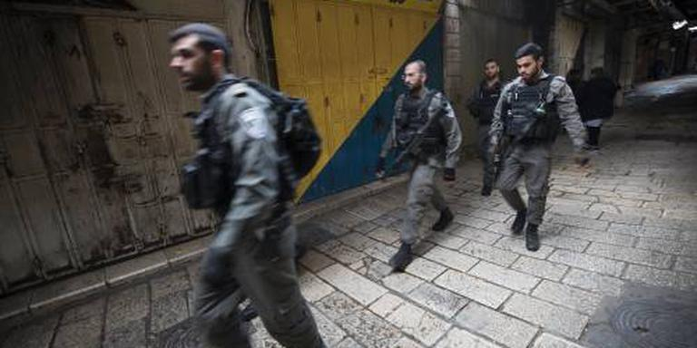 Palestijnen slaags met Israëlische leger