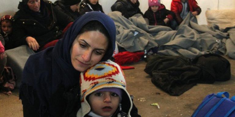 Twee vluchtelingen doodgevroren in Bulgarije
