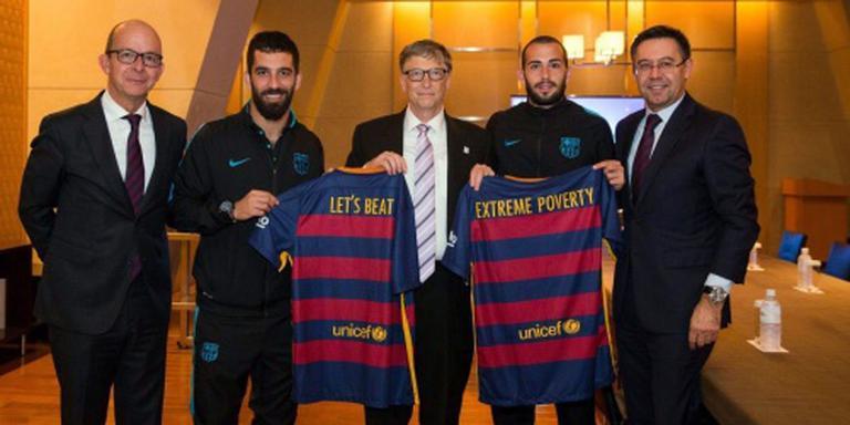Turan en Vidal in wedstrijdselectie Barcelona