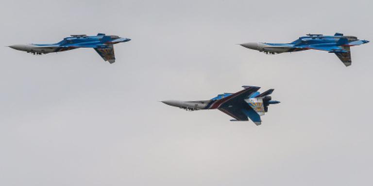 Russen schenden Fins en Ests luchtruim