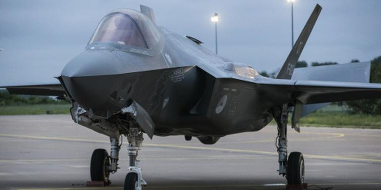 JSF publiekstrekker op Luchtmachtdagen