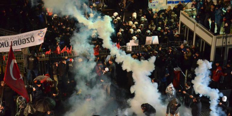 EU spreekt zorg uit over persvrijheid Turkije