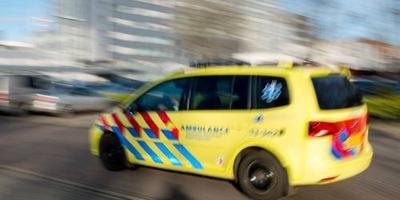 Man overlijdt na ongeluk op A50