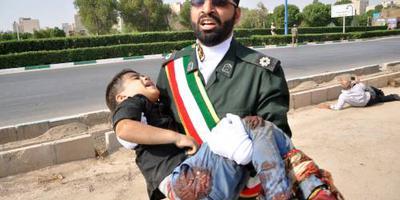 Iran pakt 22 mensen op wegens aanslag Ahvaz
