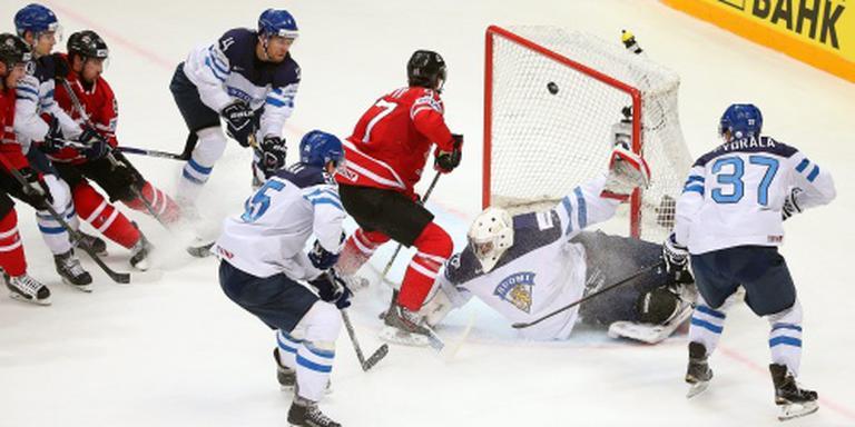 Canadese ijshockeyers prolongeren wereldtitel