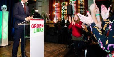 GroenLinks ook in Haarlem veruit de grootste