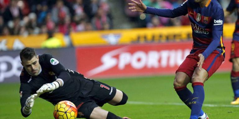 Barcelona verstevigt koppositie