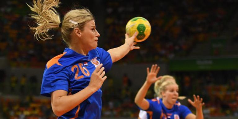 Handbalsters verslaan ook Servië