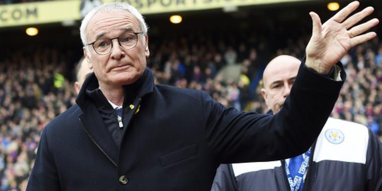 Ranieri: spelers verdienen kampioenschap