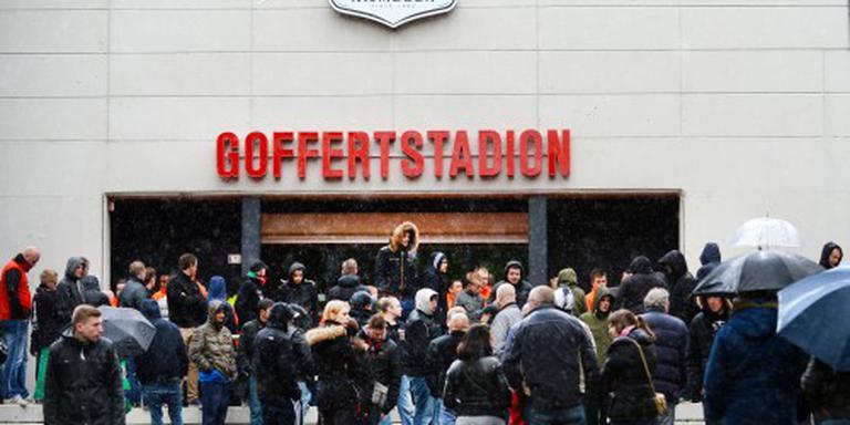 Ongeslagen NEC wint van Heerenveen: 2-1
