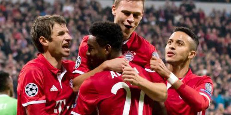 Luuk de Jong: Bayern maatje te groot