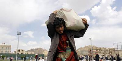 VN: Jemen aan rand van ongekende hongersnood