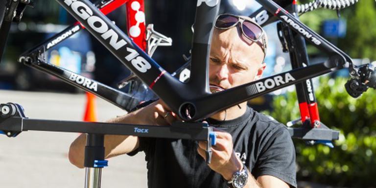 Wildcards Tour naar Franse ploegen en Bora