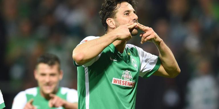 Pizarro plakt er nog een seizoen aan vast