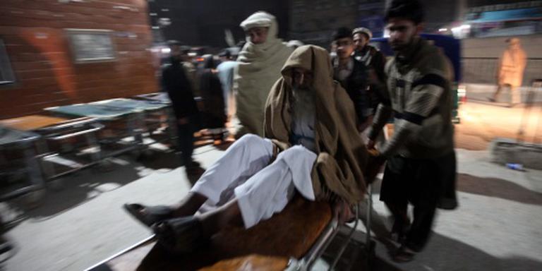 Tientallen gewonden na aardbeving Pakistan