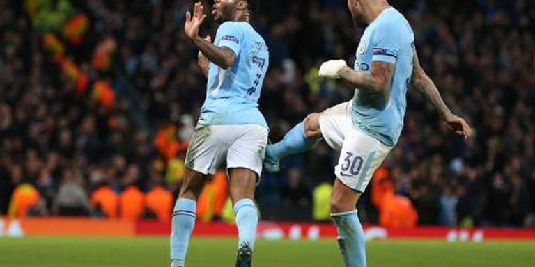 Manchester City komt goed weg in Huddersfield