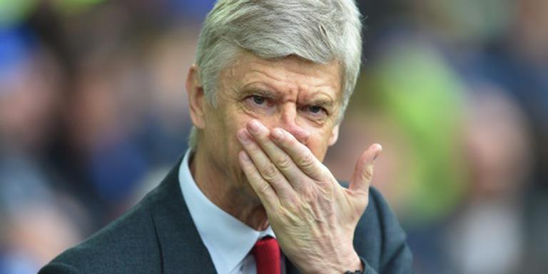 Wenger rekent op 21e seizoen bij Arsenal
