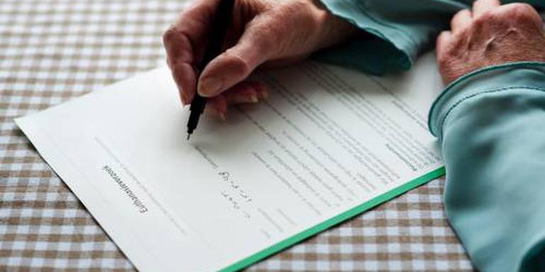 'Toetsing euthanasie kan buiten strafrecht'